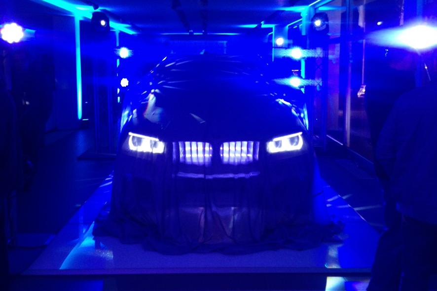 Bmw Launch X5 Smart Production